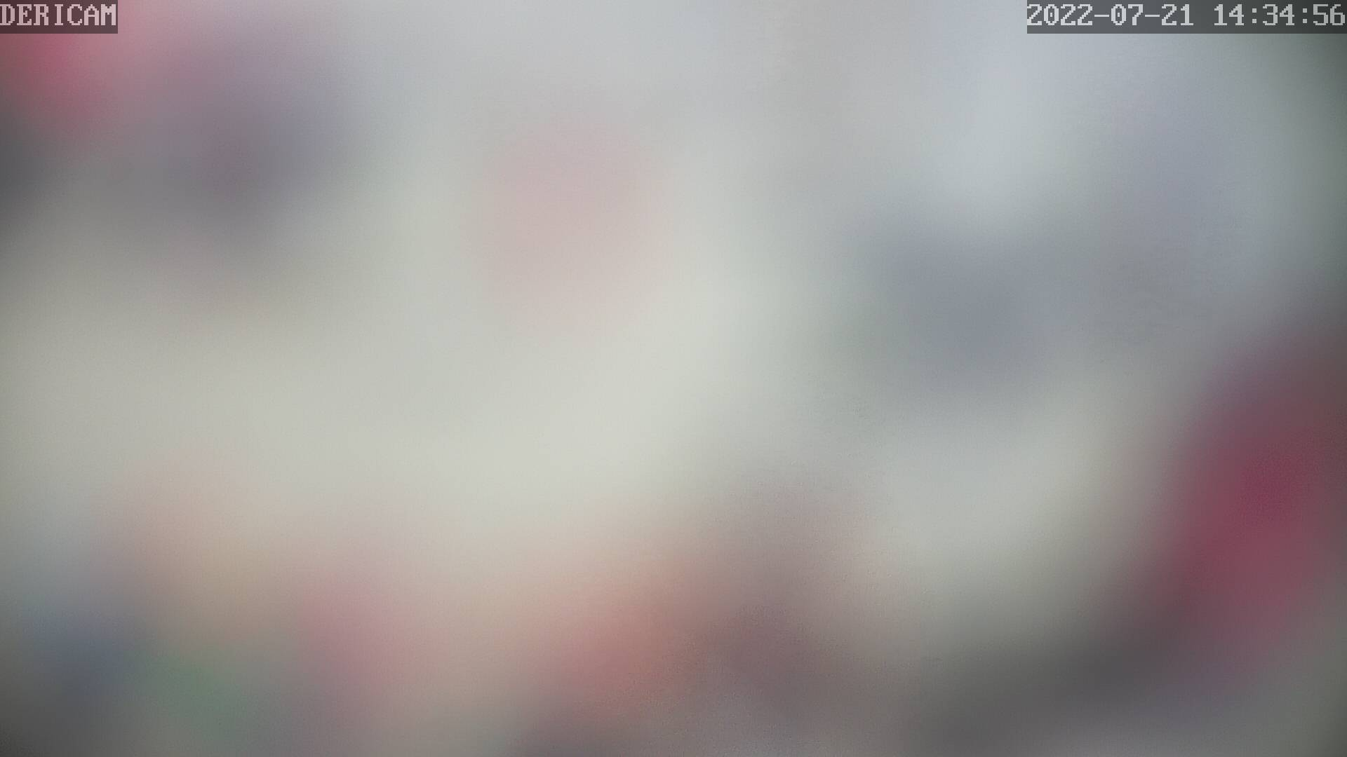 Webcam Bild mit Blick zum Strand